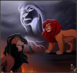 TLK/PoE: Let The Pride Lands Go