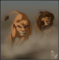Kopa + 'Tani: Fearless Warriors