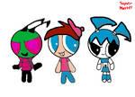 Powerpuff Nicktoons