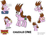 Drawn Together Again - Chuckle Cake (OC)
