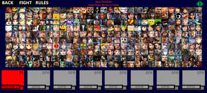 Multiverse Fighters Revoltution Roster (Page 6)