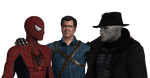 [XPS] The Raimi Trio by SuperMaster10