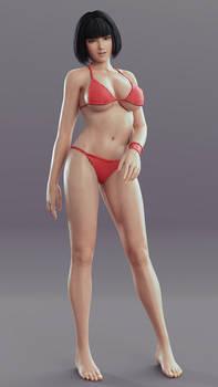 DoA - Momiji Bikini