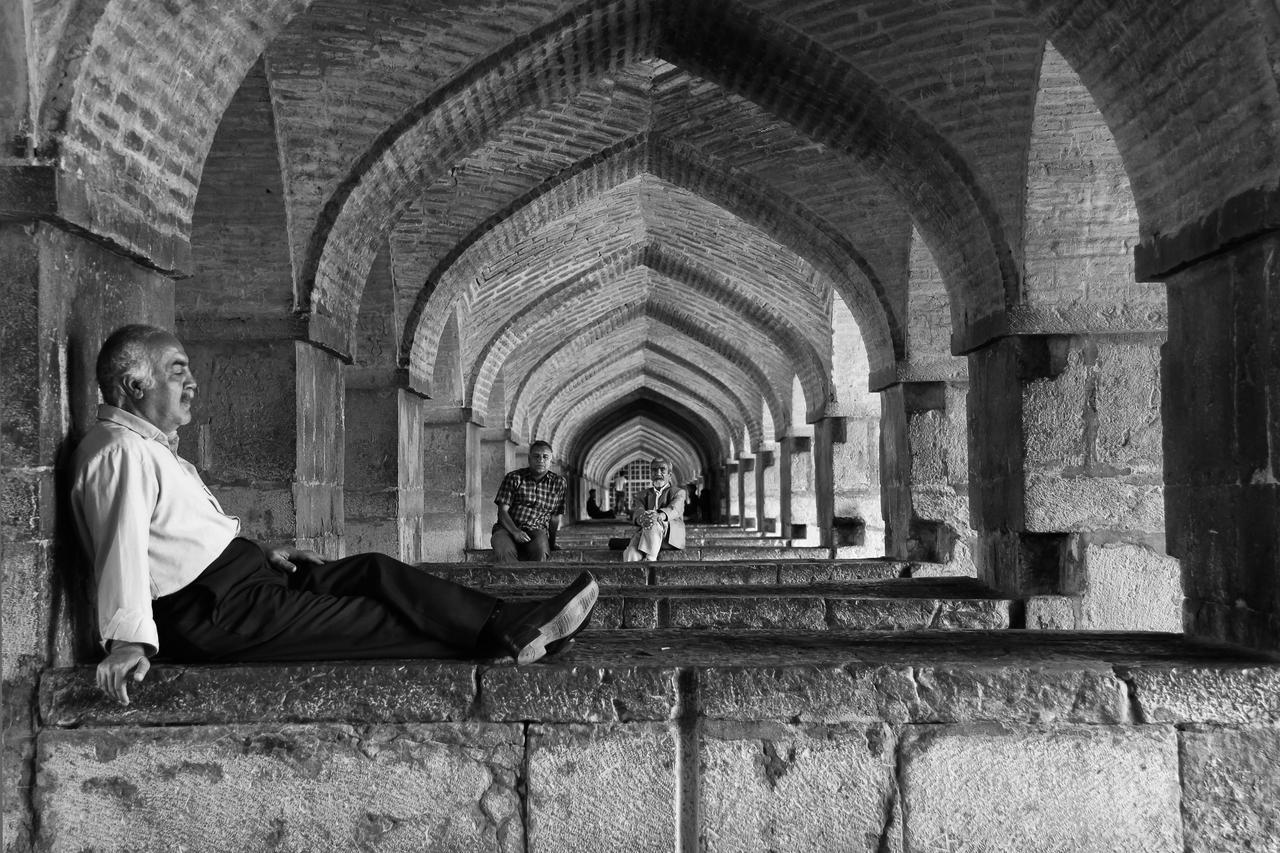 Iran - The Keeper by O-Renzo