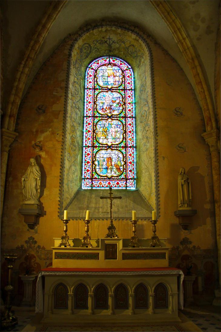 Altar by O-Renzo