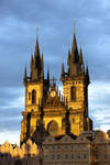 Church of Our Lady before Tyn by O-Renzo