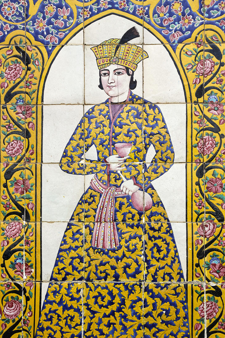 Iran - 1348 by O-Renzo
