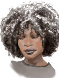 Quick Paint Hair