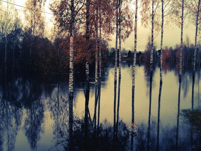 Flood by Morsoilija