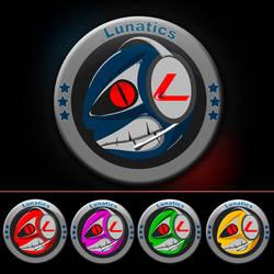 Team Lunatics logo