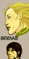 Brienne, bronn, Daario