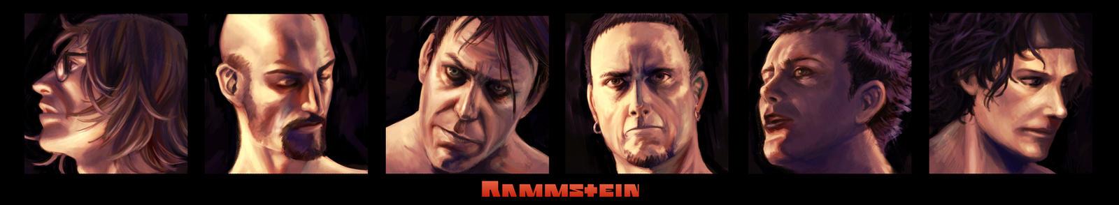 Rammstein by Pojypojy