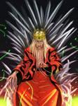 Aerys, the mad king by Pojypojy