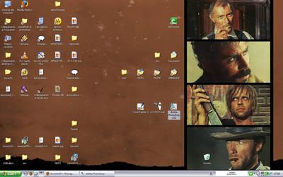 April desktop by Pojypojy