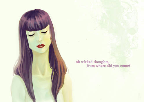 oh wicked thoughts