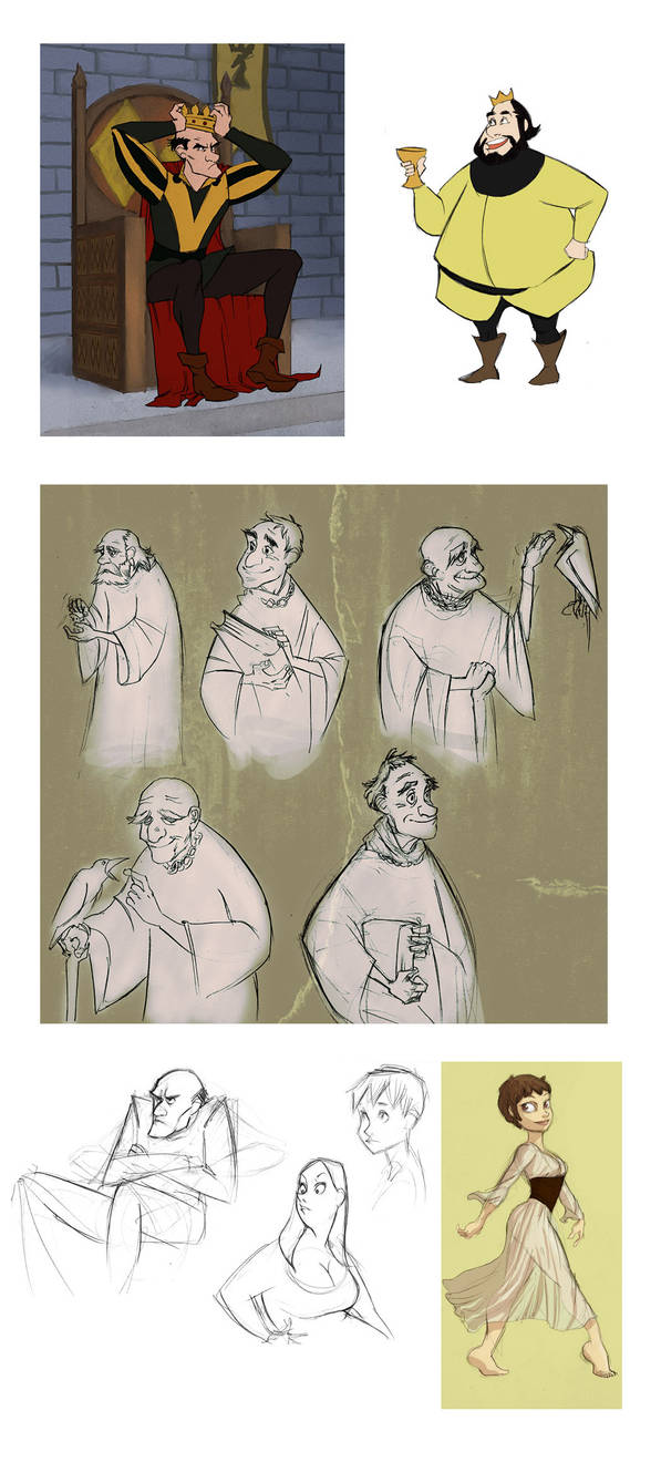 Disneysteros by Pojypojy