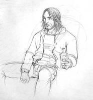 Alcoholic Sirius by Pojypojy
