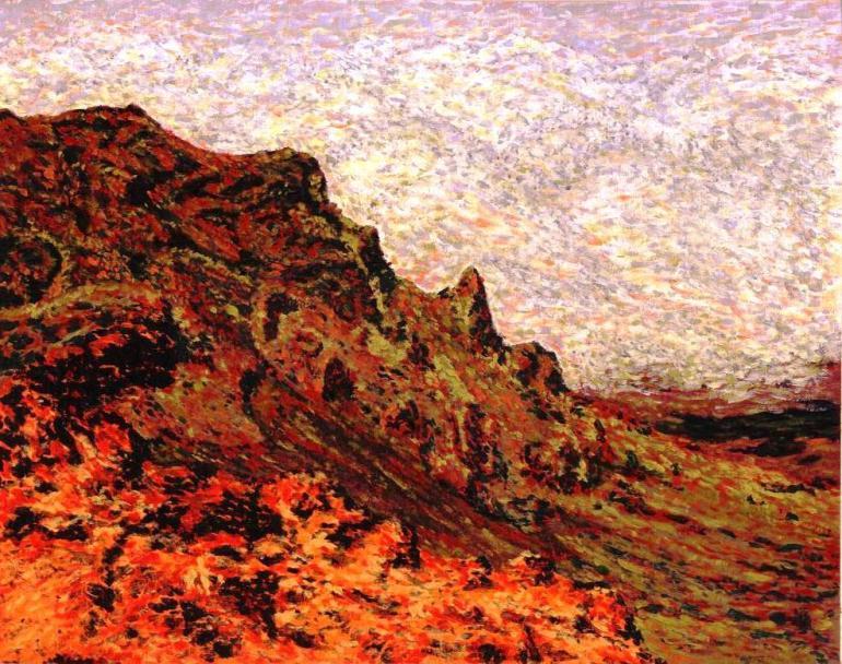 Impressionism Landscape by 0M3G4-1O