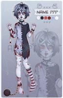 [OPEN] Halloween adopt by xMEYOx