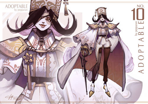 [CLOSED] ADOPTABLE AUCTION no.10