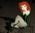 Bruce Timm Tribute to Poison Ivy