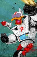 Gizmo Duck by UltimateOshima