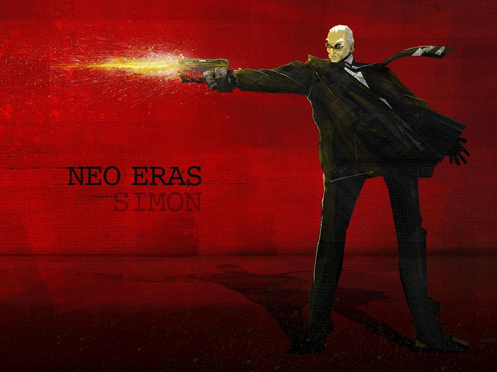 NeoEras - Simon by UltimateOshima
