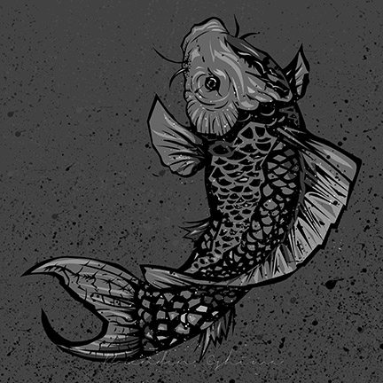 Koi Fish by UltimateOshima