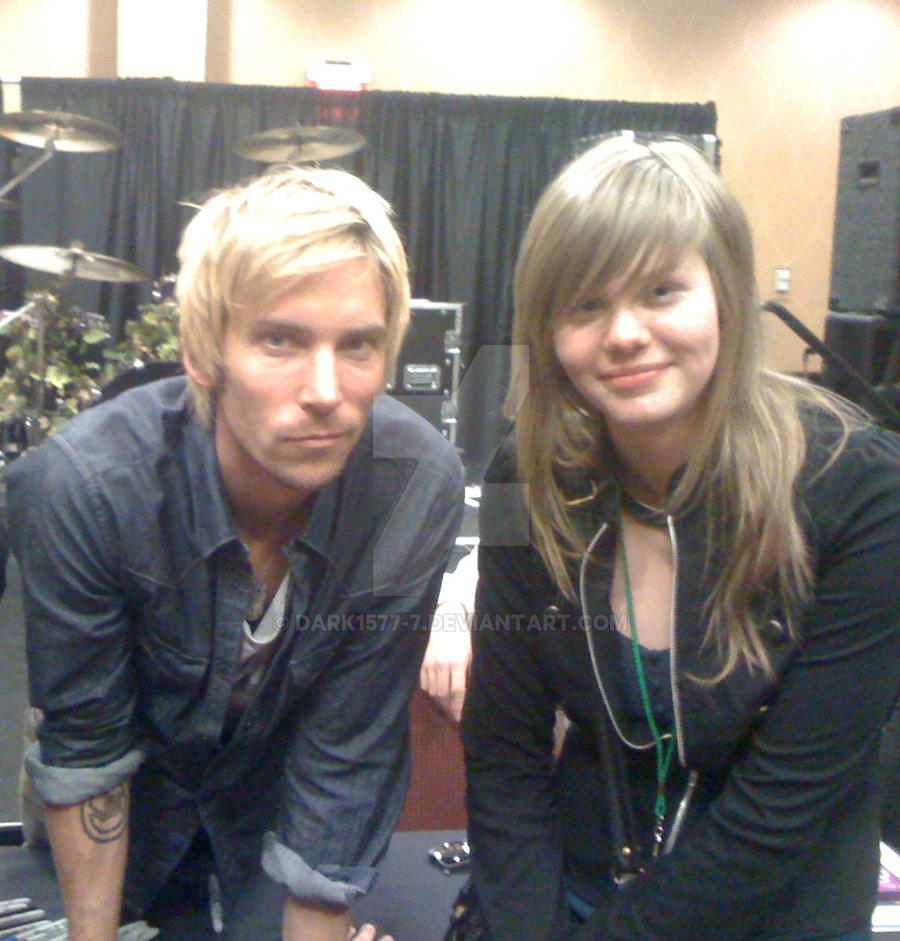 Troy baker and me by Dark1577-7 on DeviantArt