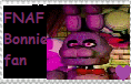 FNAF Bonnie Fan stamp by JustinandDennis