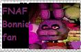 FNAF Bonnie Fan stamp by JustinandDennnis