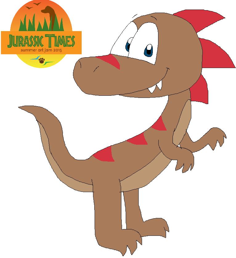 Justin Puppy As A Dinosaur By Justinanddennis On Deviantart