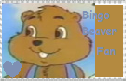 Bingo Beaver Fan stamp by JustinandDennis