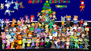 Christmas Group Picture 2016