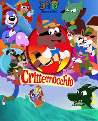 Critternocchio Poster by JustinandDennis