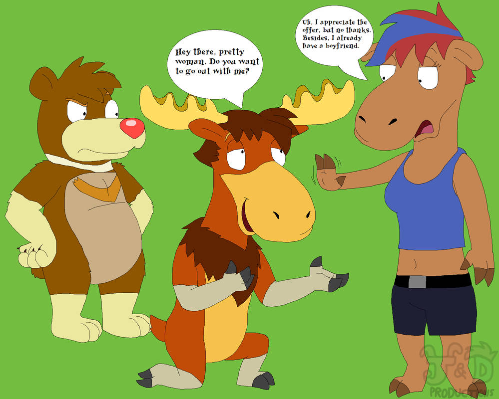 da2703db Pepper meeting Choco and Acorn by JustinandDennis on DeviantArt