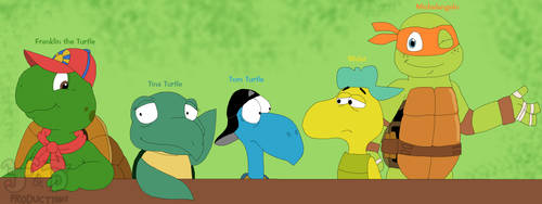 Terrific Turtles