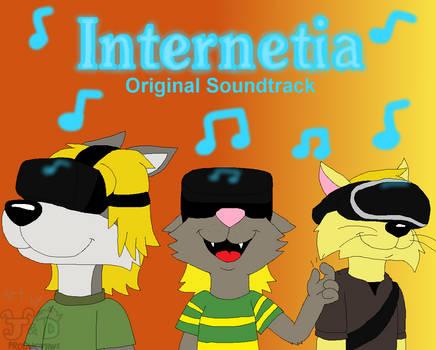 Internetia OST Cover Art