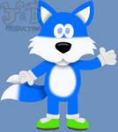 Blue's Clues-style Maxie Fox