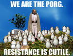 ACTION FIGURE THEATER: Meme - Attack of the Porg!