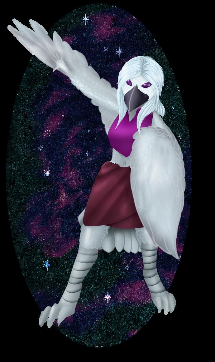 Raven Lady by Skywiz