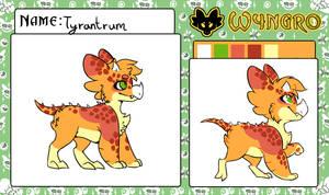 Wyngro: Tyrantrum