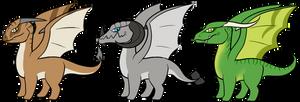 Chibi Dragon Adopts --OPEN--