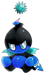 Deluge the Chao by NegativeDiamond