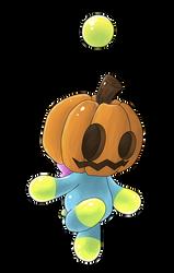 Pumpkinhead by NegativeDiamond