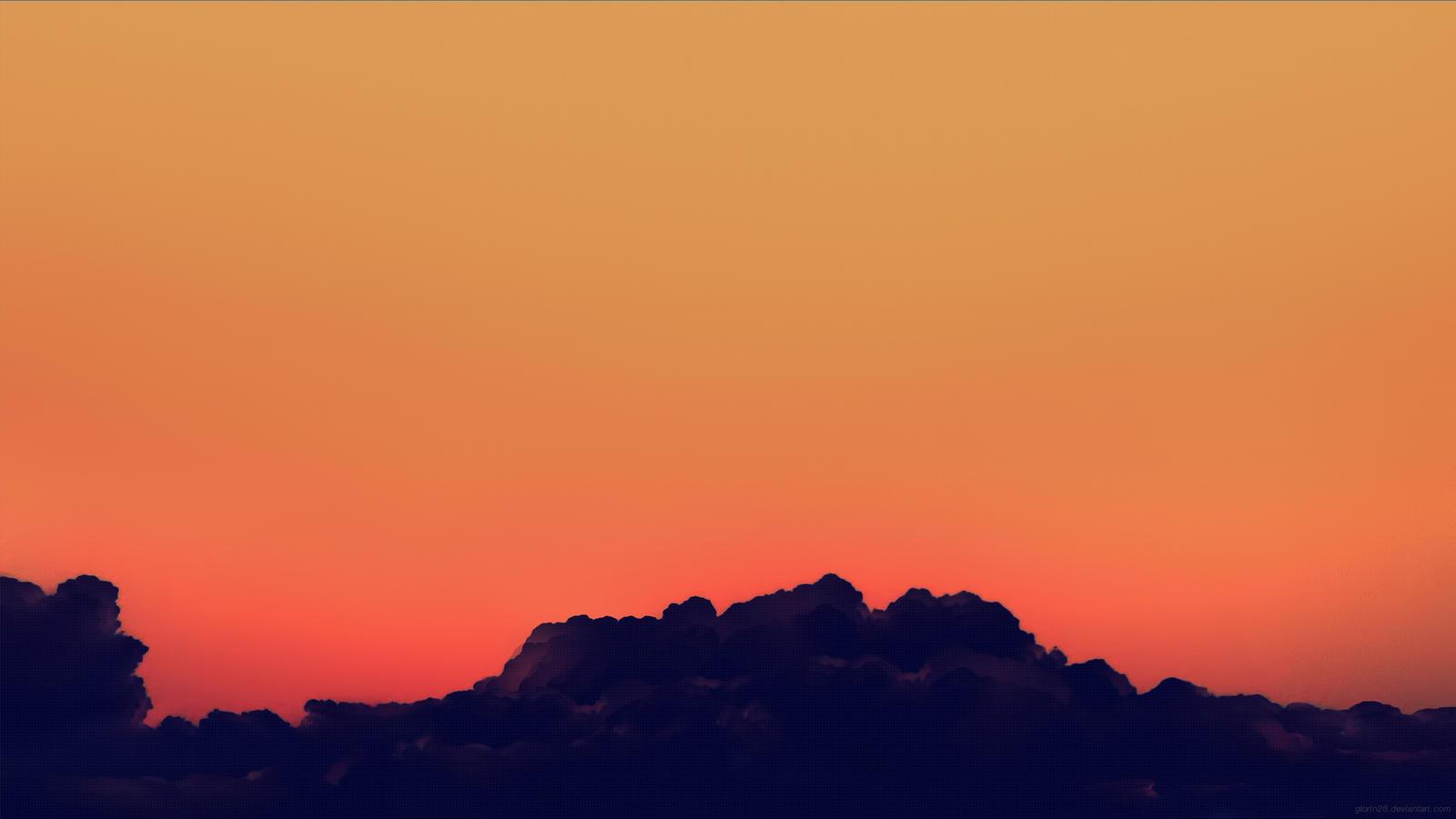 Rich Clouds (dark) by GLoRin26
