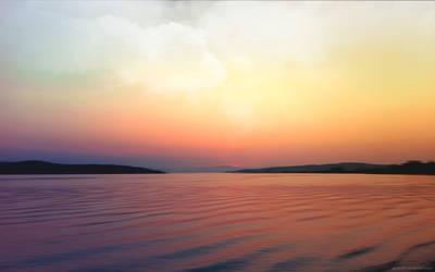 Relaxing Landscape by GLoRin26