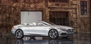 Mercedes S-class Cabriolet by GLoRin26