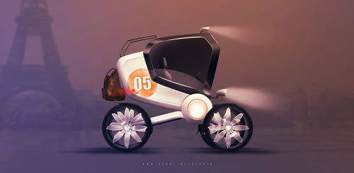 Untitled concept car by GLoRin26