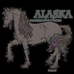 Alaska Lineart